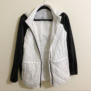Lame Bryant Livi Active Jacket with Hood